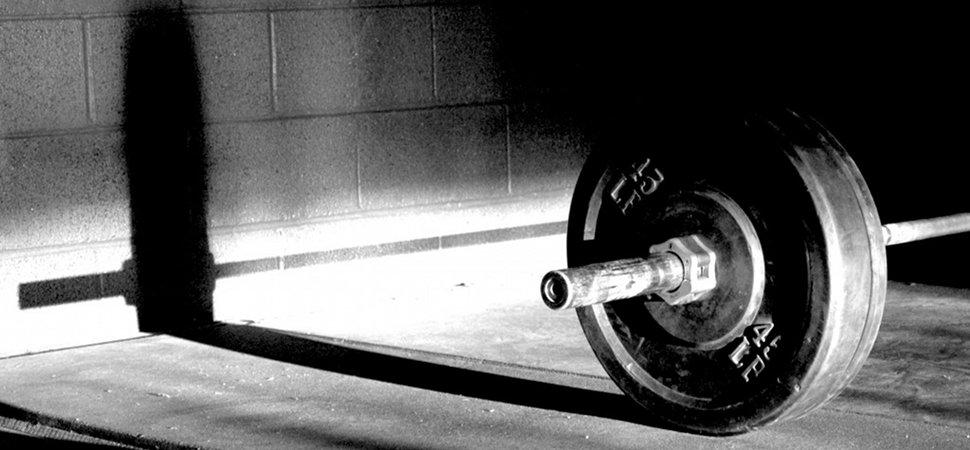 Weight Bar Shadows