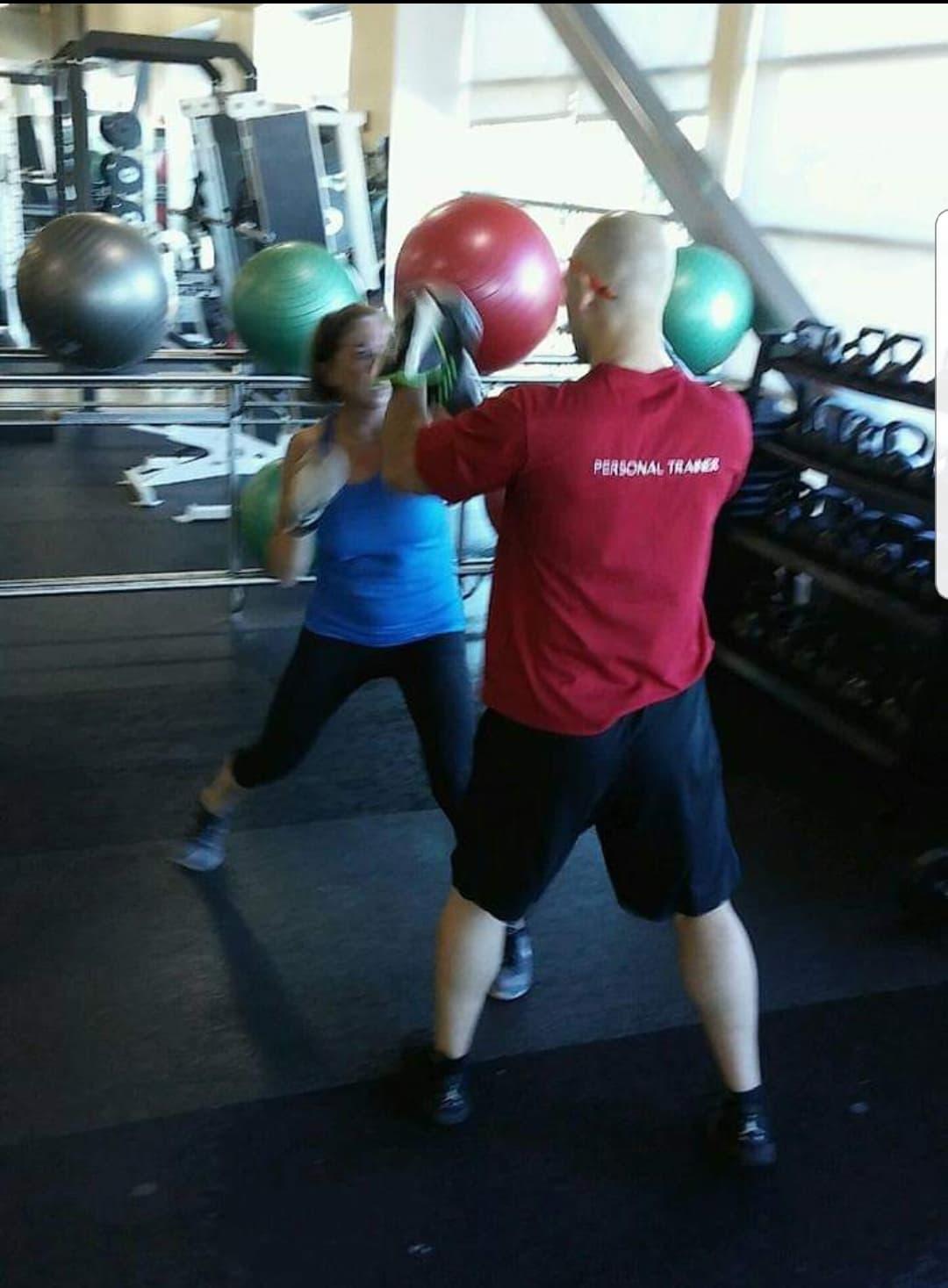 Punch Training