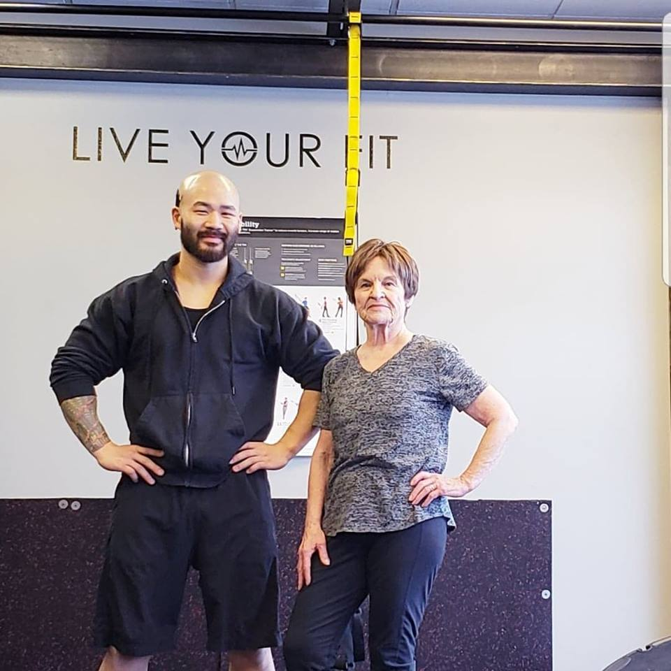 Personal Training - Testimonial Ryan and Doreen