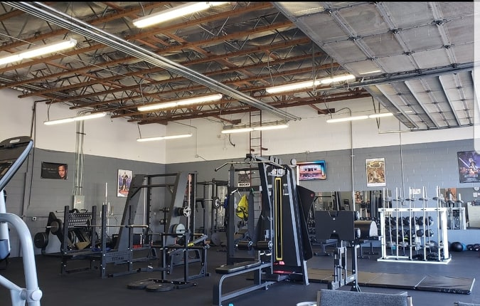 Trainers Wanted for this gym space