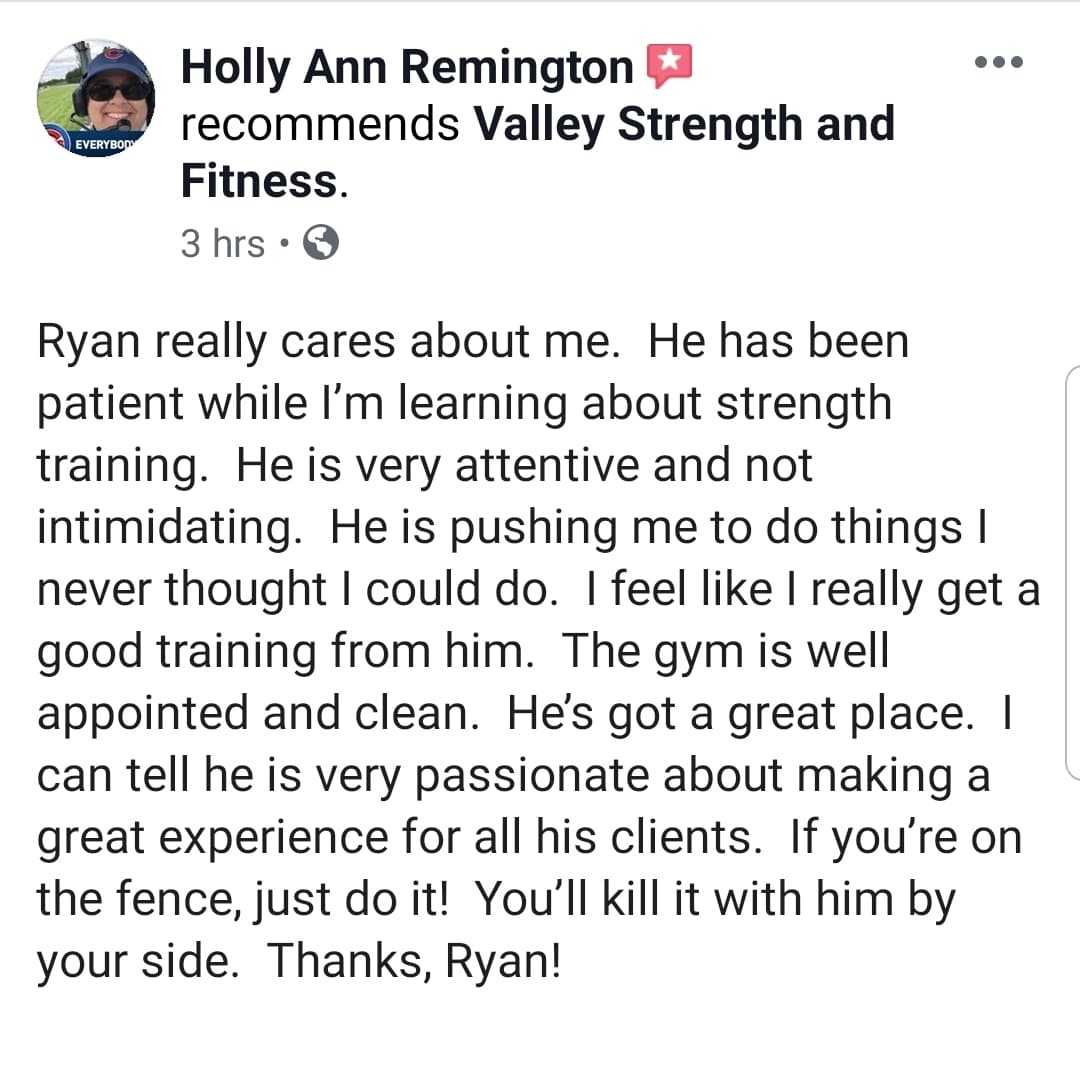 Holly review 1