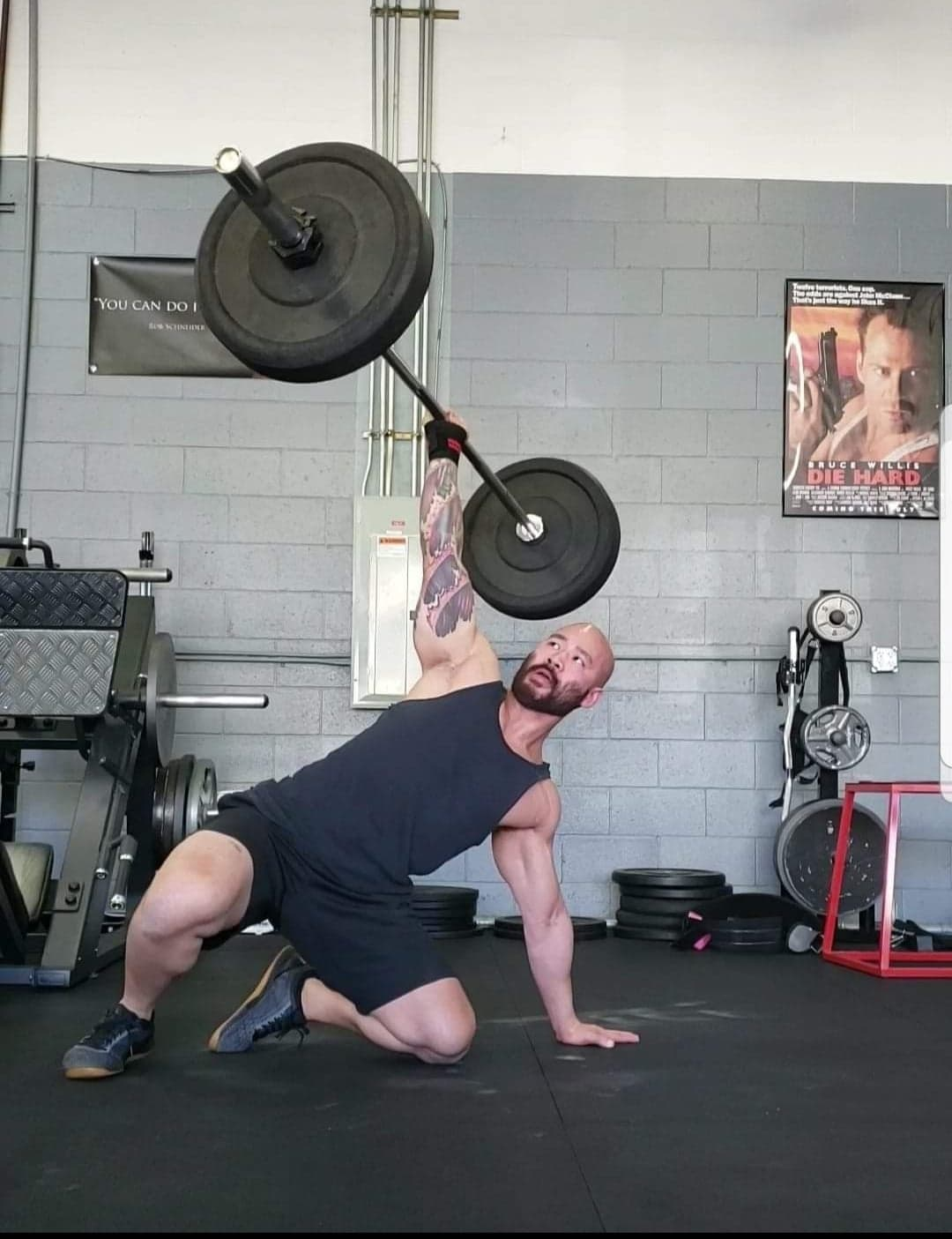Personal Training for a One Arm Lift
