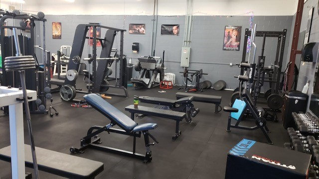 Personal training - Benches