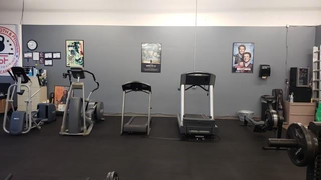 Personal training - cardio