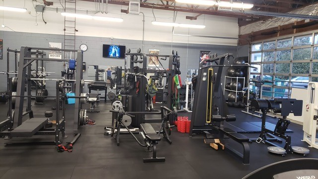 You Personal Training gym