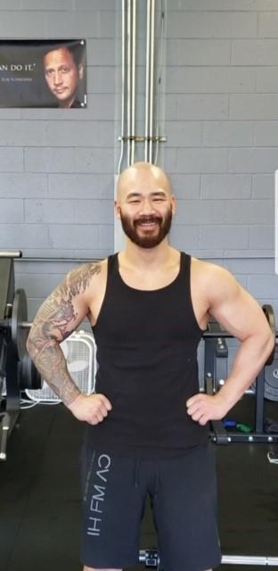Ryan Achenbach, Personal Trainer