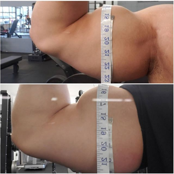 Bicep_measurements